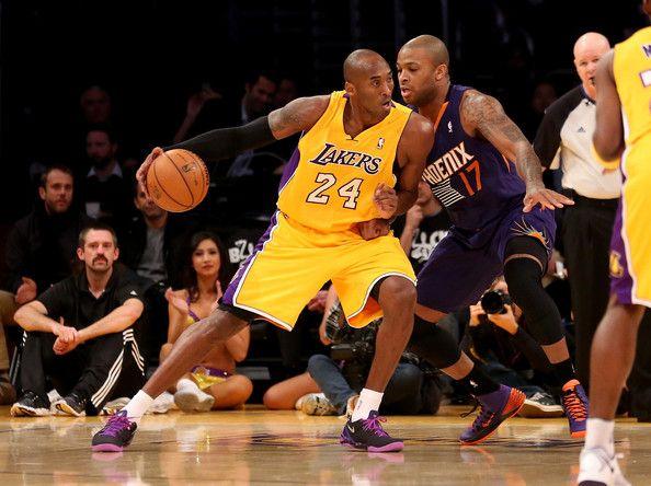 Nba Live Phoenix Suns Vs Los Angeles Lakers Live Kobe Bryant Kobe Bryant Poster Kobe