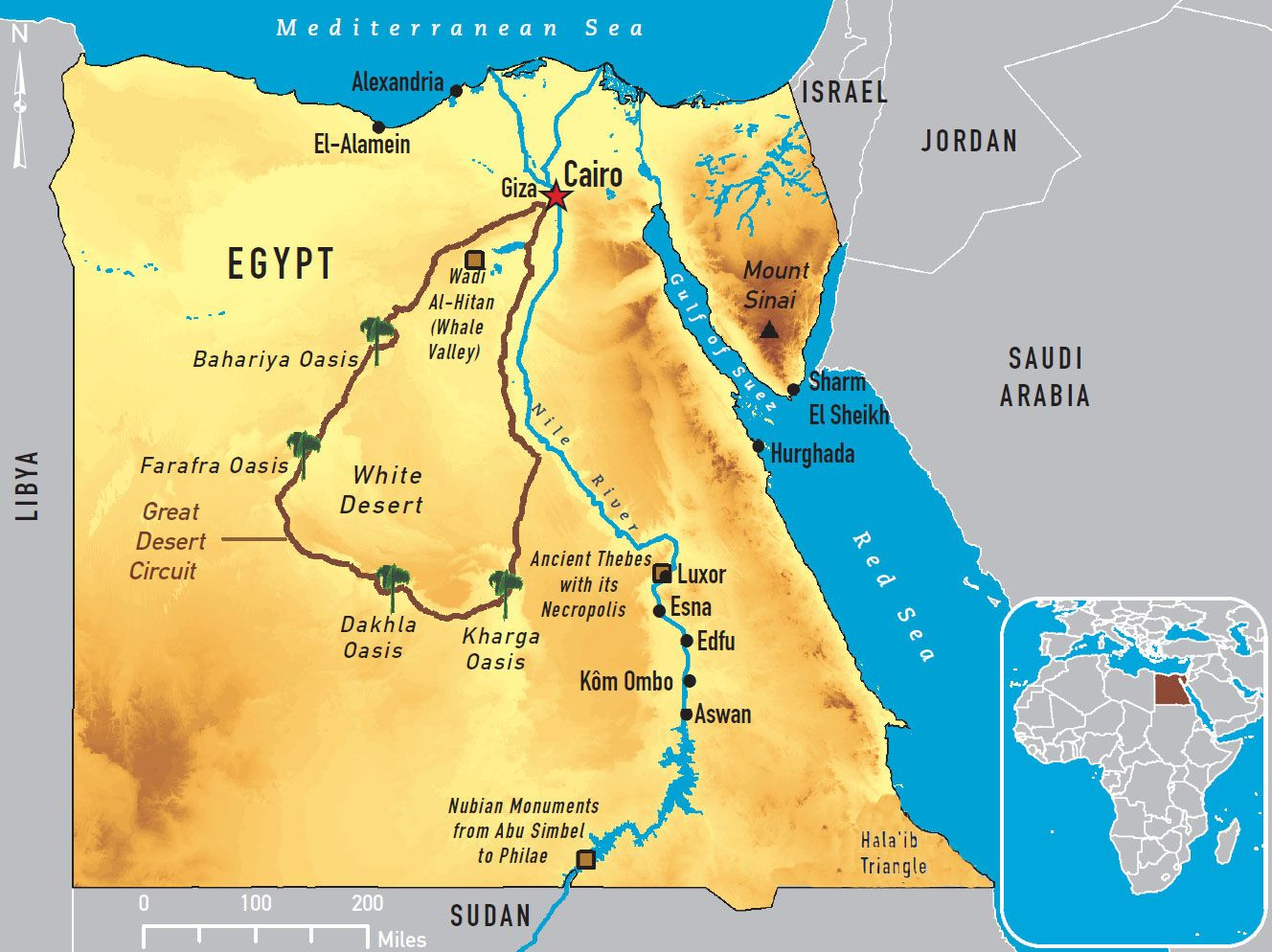 Ancient Egypt Was A Civilization Of Ancient Northeastern Africa - Map of egypt's natural resources