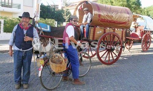 Romeiros de Vila Boim preparam desfile no São Mateus