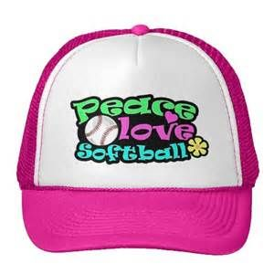I Love Softball Coloring Pages Softball Color My Love
