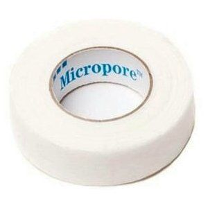 Micropore Tape 3M for Eyelash Extensions - Medical Tape Supply by iLash Store. $0.10. Micropore Tape - surgical tape is used for covering the lower lashes or to tape the eyelids during Eyelash Extensions application. Micropore tape is also used for protection of your jade stone from damage with Adhesive during Eyelash Extension procedure.. Micropore Tape - surgical tape is used for covering the lower lashes or to tape the eyelids during Eyelash Extensions application. Micropor...