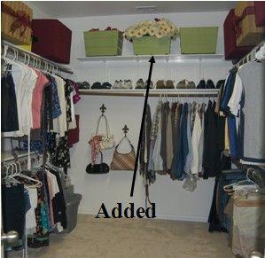 Closet Storage U0026 Organization Solutions   Tip Junkie