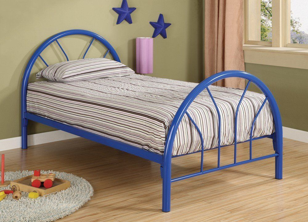 Metal Frames For Twin Beds   Selection Of Modern Frames Normally Depends  Upon The Kind Of Decor, Size Of Bedroom, Price And S