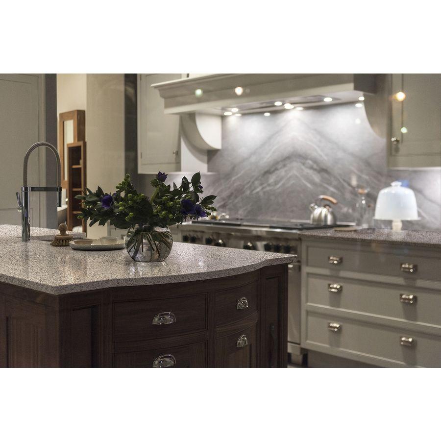 Shop Lg Hi Macs Pinnacle Solid Surface Kitchen Countertop Sample At Future House