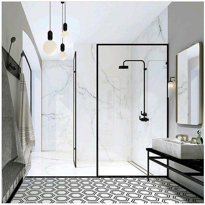 pin von grace m auf bathroom pinterest badezimmer luxus badezimmer und bad. Black Bedroom Furniture Sets. Home Design Ideas