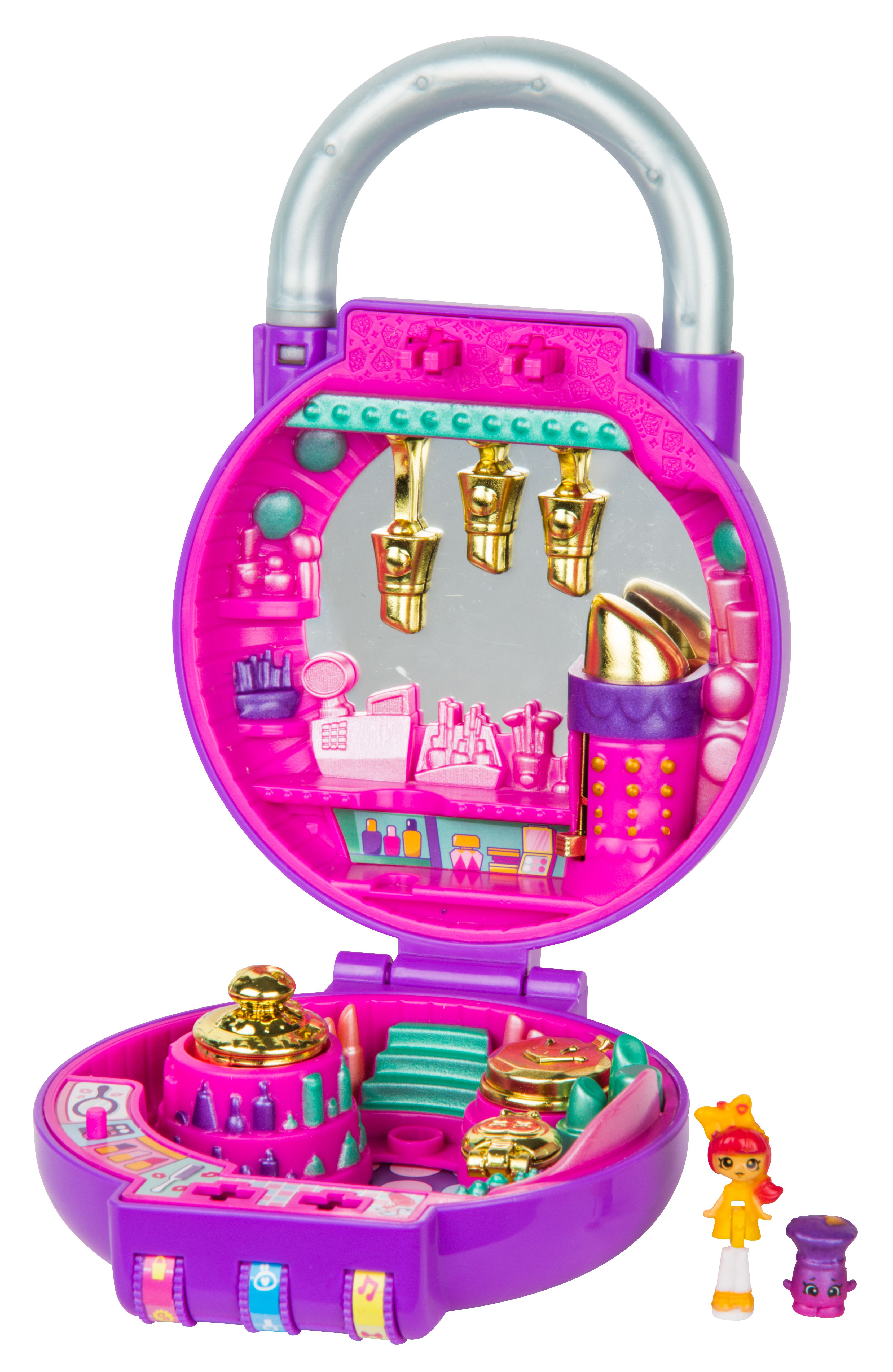ae0bfc3418f Shopkins Lil  Secrets Lippy Lulu s Makeup Salon
