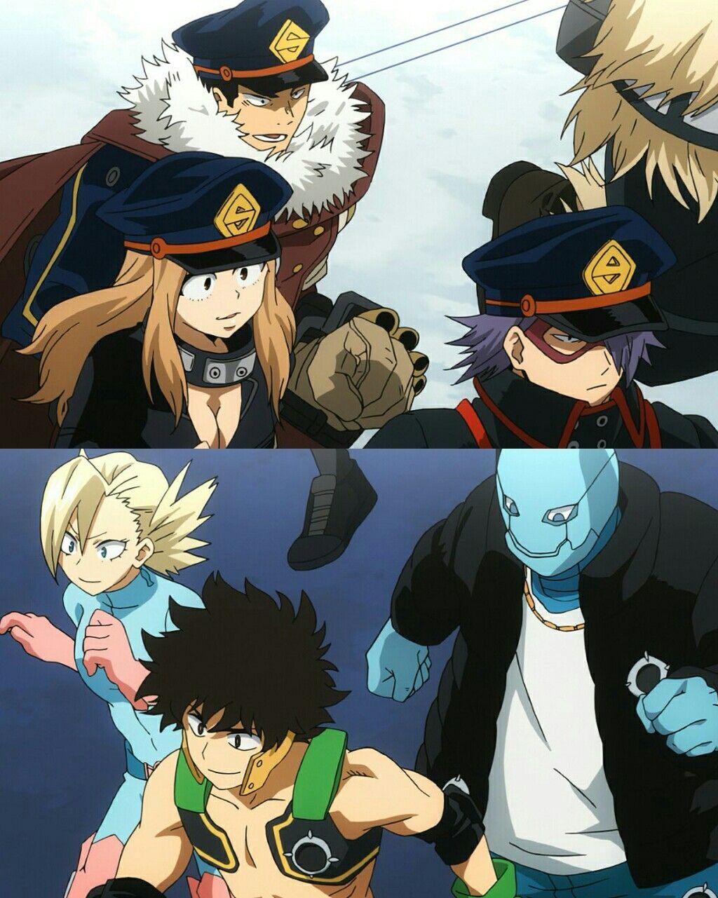 Boku No Hero Academia Season 3 Cap 15 Boku No Hero Academia My Hero Academia Anime