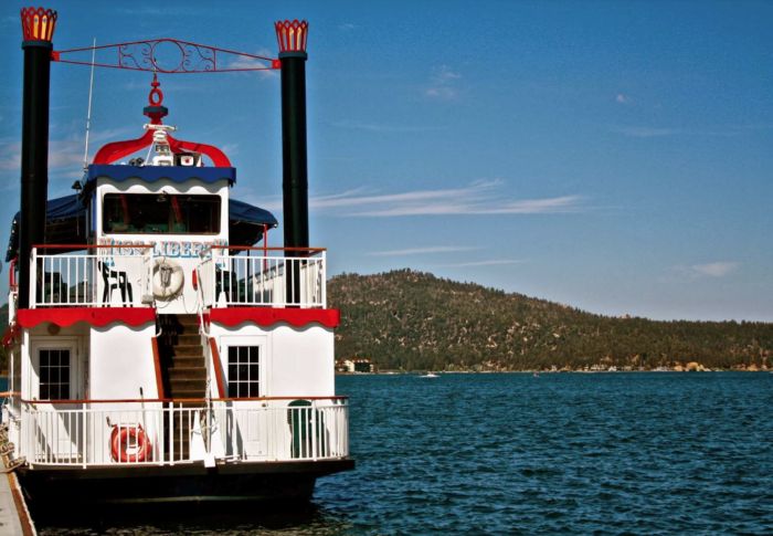 Spend A Perfect Day On This OldFashioned Paddle Boat