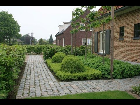 Afbeeldingsresultaat voor tuinarchitect voortuin for Tuinarchitect kleine tuin