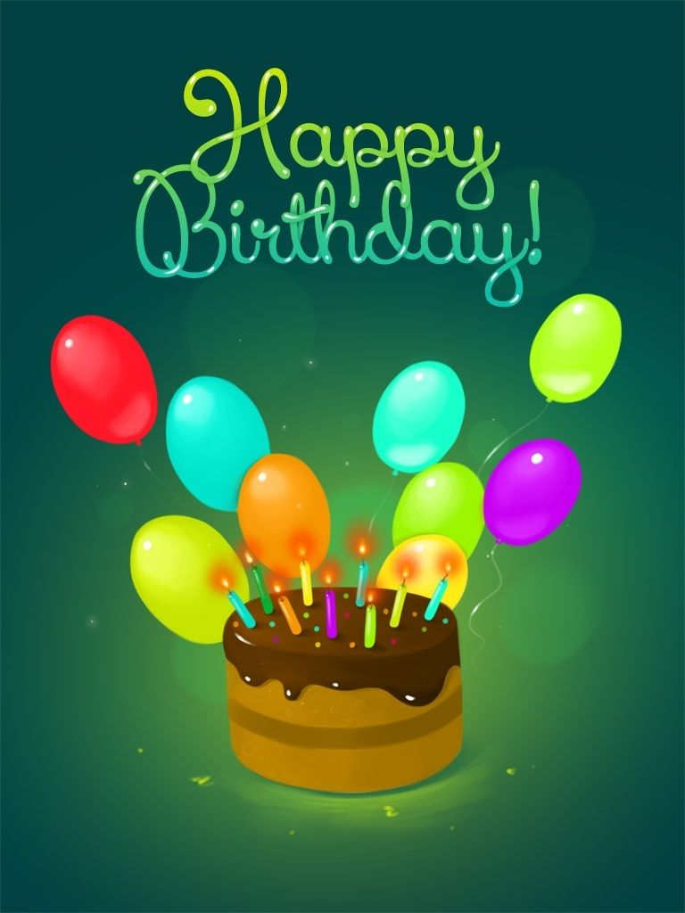 Pleasing Balloon Birthday Cake Free Birthday Cards With Images Happy Funny Birthday Cards Online Inifofree Goldxyz