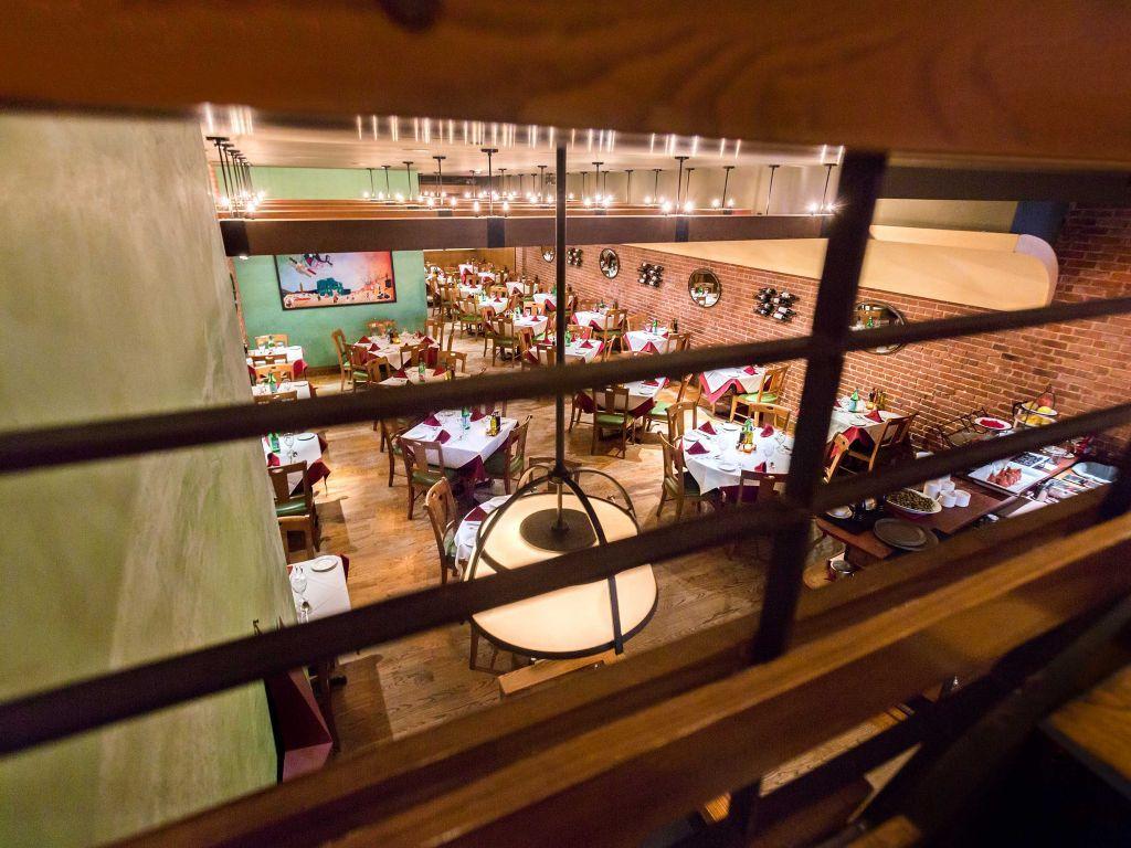 Trattoria Tre Colori Restaurant, Theater District (With