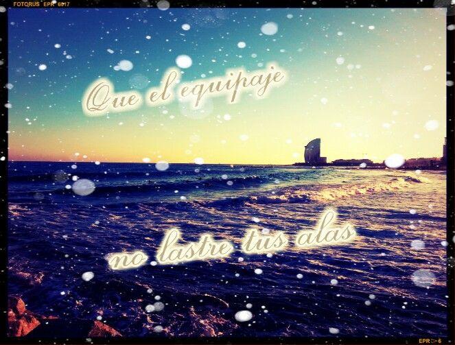 ¡Nunca! #viaggio #viaje #España #barcelona #quote #Sabina