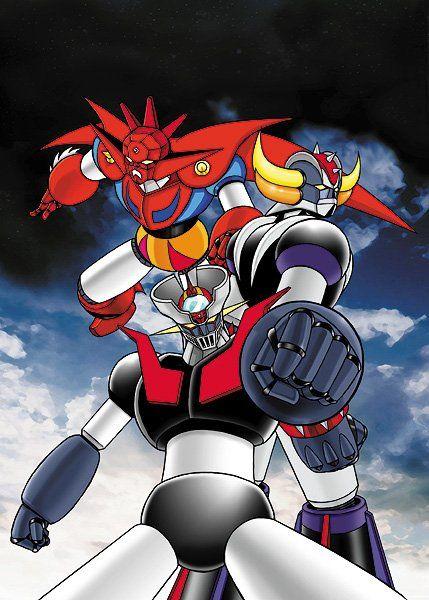 Anime008 By Shijoh7 Deviantart Com On Deviantart Super Robot Super Robot Taisen Vintage Robots