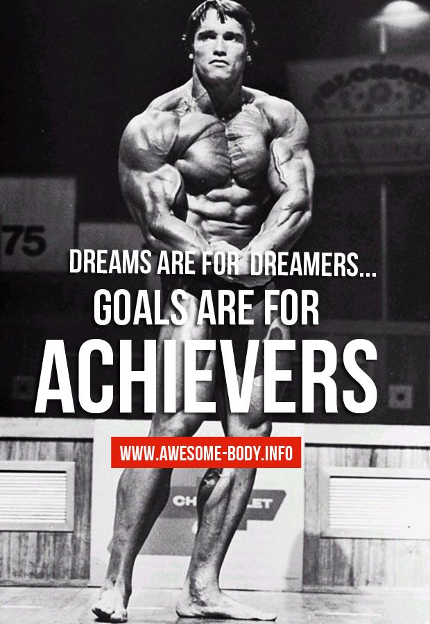 Arnold blueprint fitness pinterest frases para el deporte arnold blueprint malvernweather Image collections