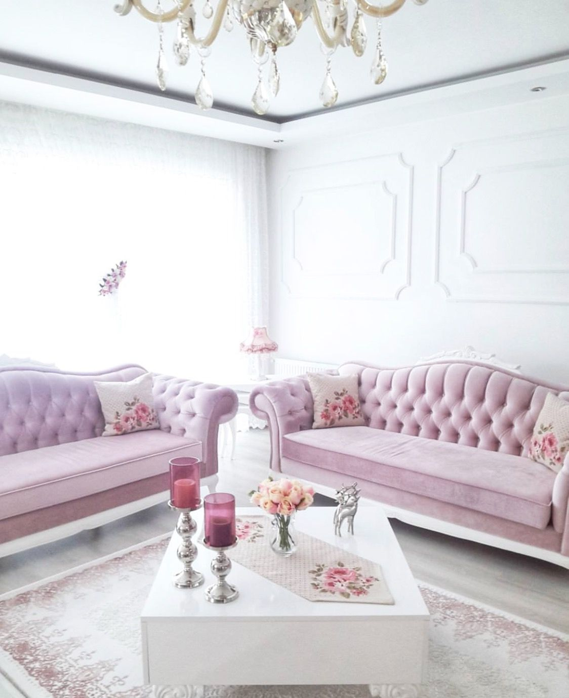 15 beautiful homes that are sure to make your heart skip a beat home room design pastel home decor pink living room