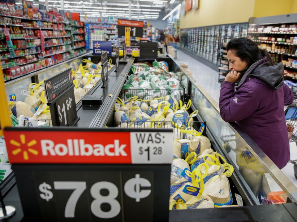 Walmart has been quietly closing stores — here's the full