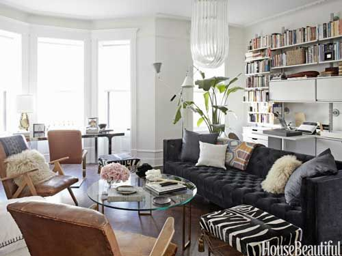 Nate Berkus Living Room Magnificent Before & After A Oneday Home Office Makeover With Nate Berkus Design Inspiration