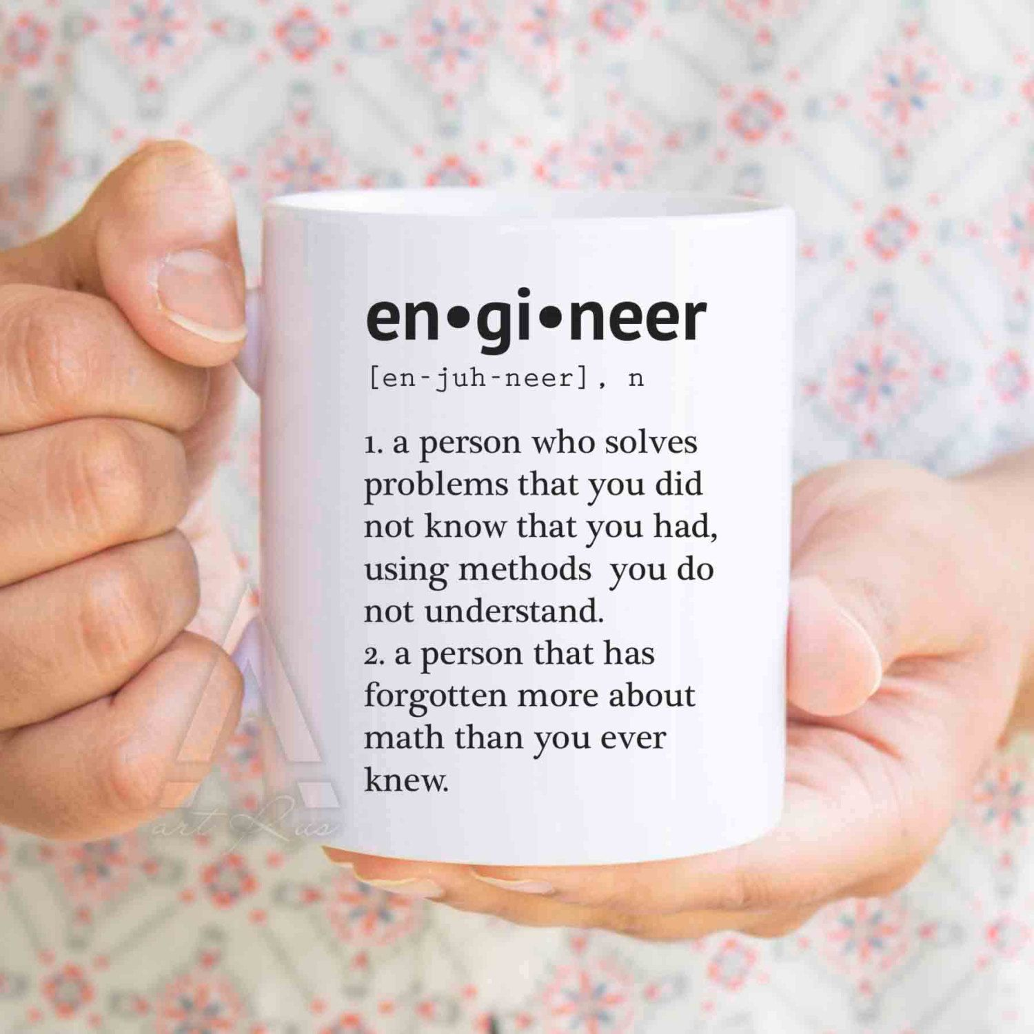 gifts for engineers, engineer mug, engineer graduation, gift ideas