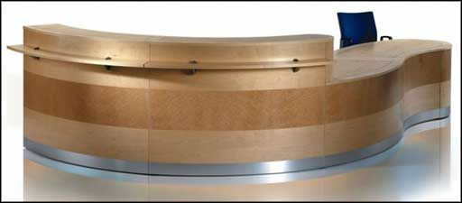 Front Reception Desk Office Furniture