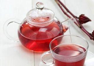 Teh Rosella Resep Minuman Resep Beri