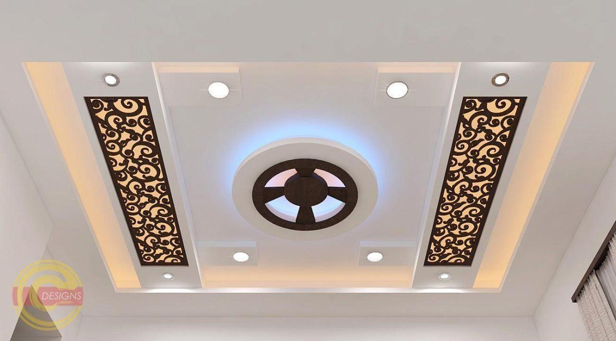 6 Certain Tricks: False Ceiling Commercial double height ...