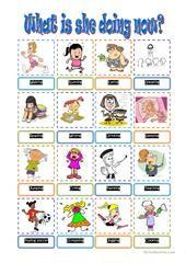 School Life Picture Dictionary#2 worksheet - Free ESL printable ...