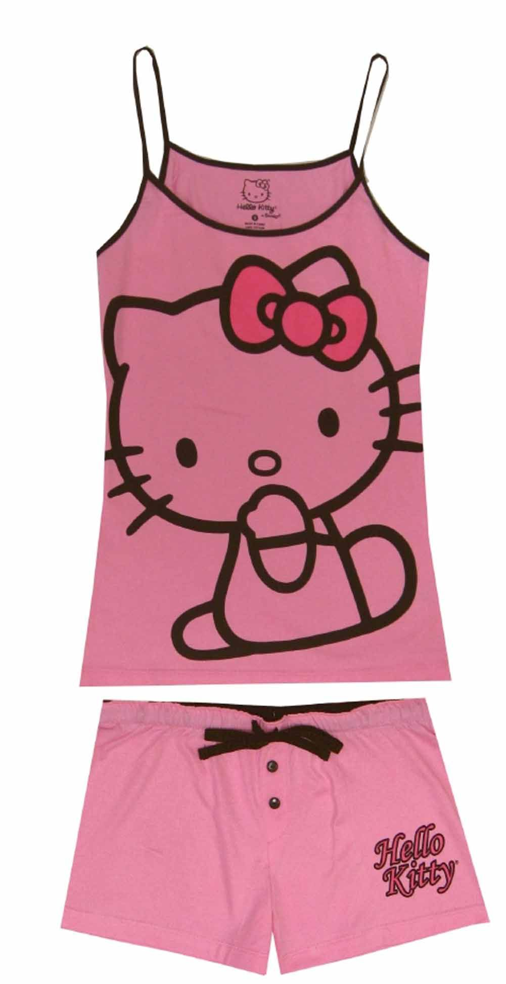 0bad3ba9c Hello Kitty PJ`s | Hello Kitty and Chococat | Hello kitty clothes ...