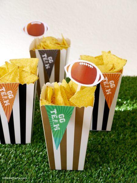 fiesta infantil de deportes ideas para decorar fiestas y cumples - Fiestas Y Cumples
