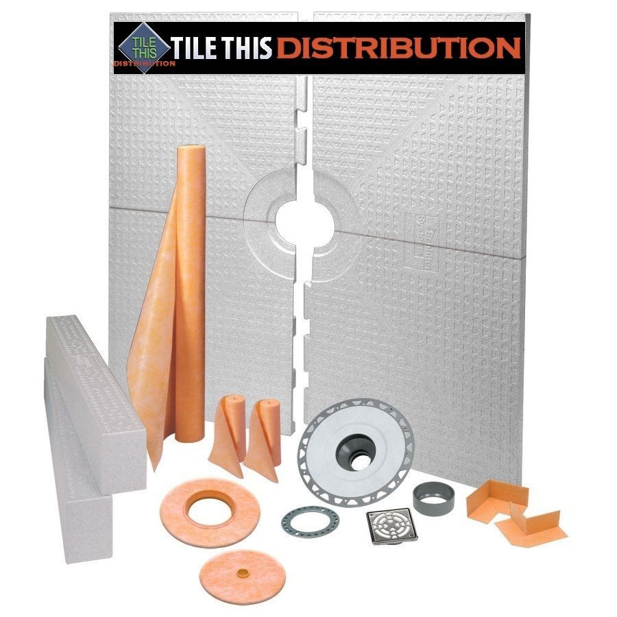 Details About Schluter Kerdi Shower Kit All 5 Sizes Best Price
