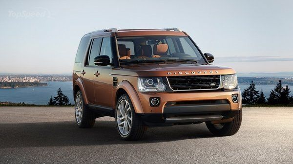 2016 Land Rover Discovery Landmark Pictures  Photos