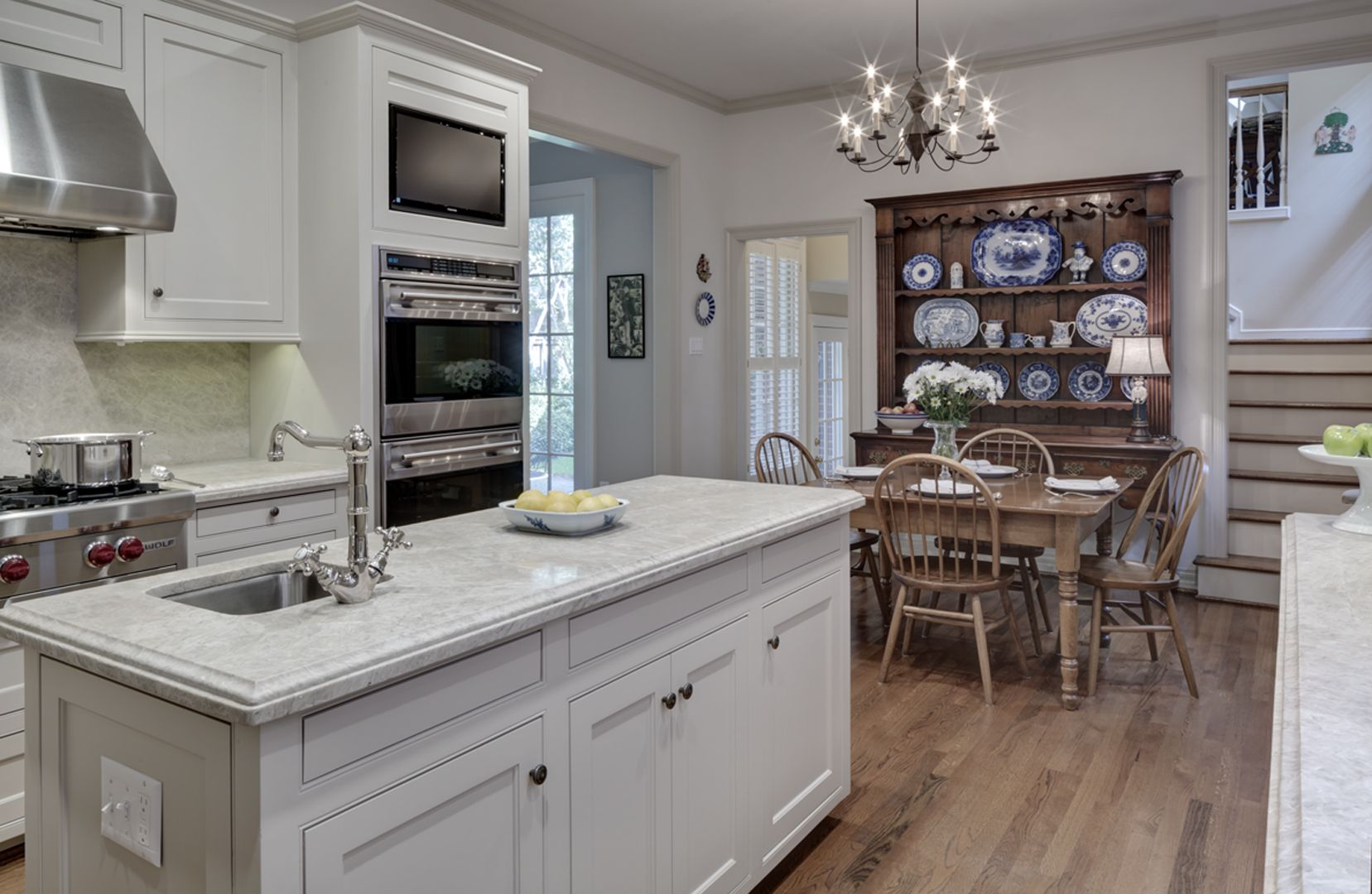 Kitchen Cabinet Color Benjamin Moore Revere Pewter