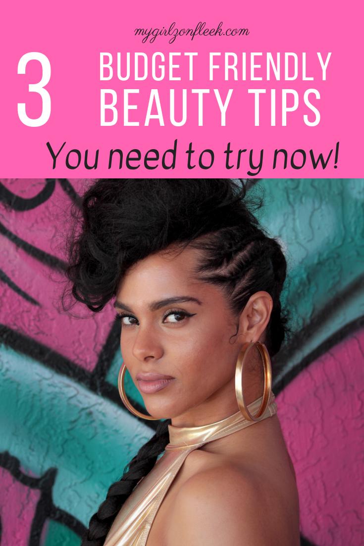 Beauty on a Budget Tips & Hacks -   15 makeup Beauty budget ideas