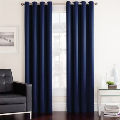 Twilight 54 Inch Room Darkening Grommet Window Curtain