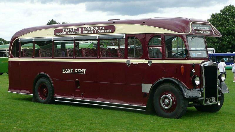 Description English Preserved East Kent Road Car Company Cfn 104