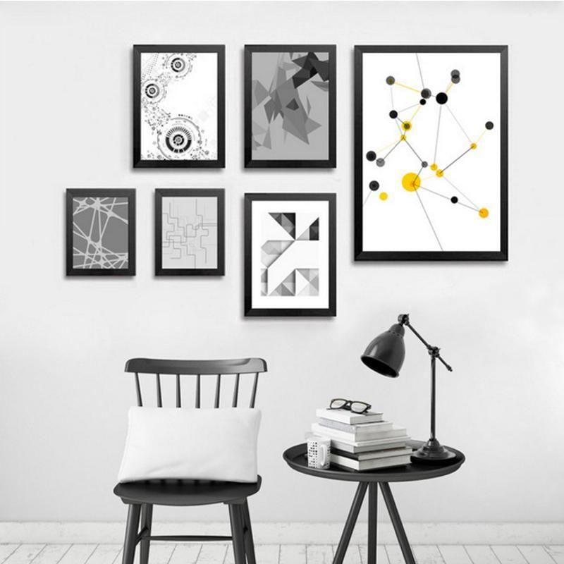 Minimalist Modern Abstract Canvas