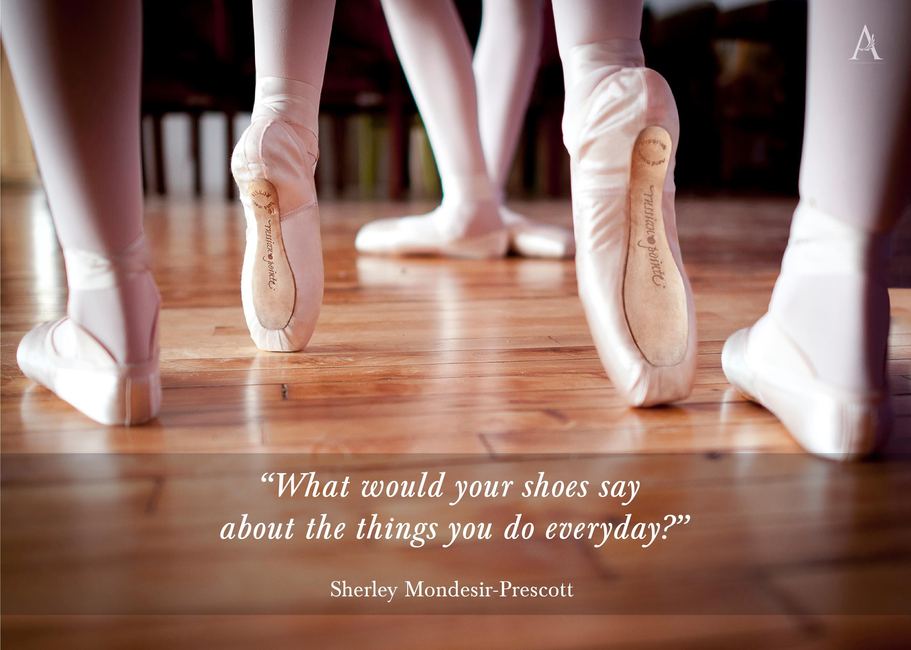 Your shoes, Pointe shoes, Ballet shoes