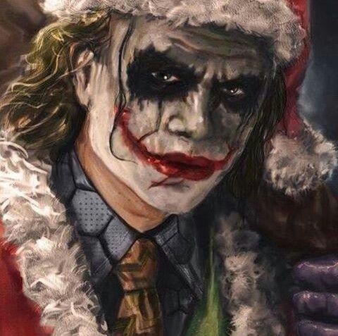 A Christmas Joker❤