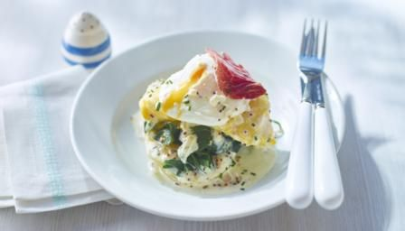Bbc food recipes smoked haddock mustard butter sauce and bbc food recipes smoked haddock mustard butter sauce and iberico ham dinner party forumfinder Choice Image
