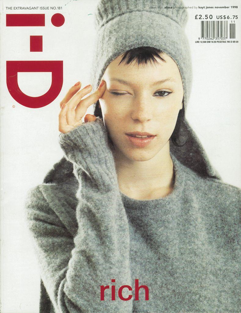 The Extravagant Issue No. 181 November 1998 Alissa by Kayt Jones