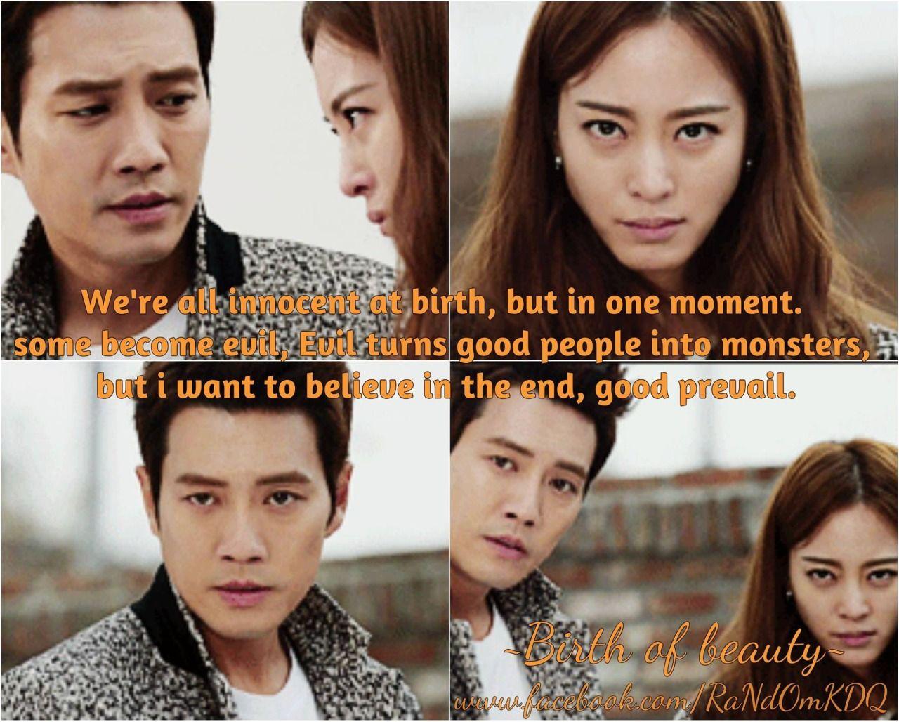 Birth Of A Beauty #K-Drama #Quotes | Korean Dramas | Pinterest ...