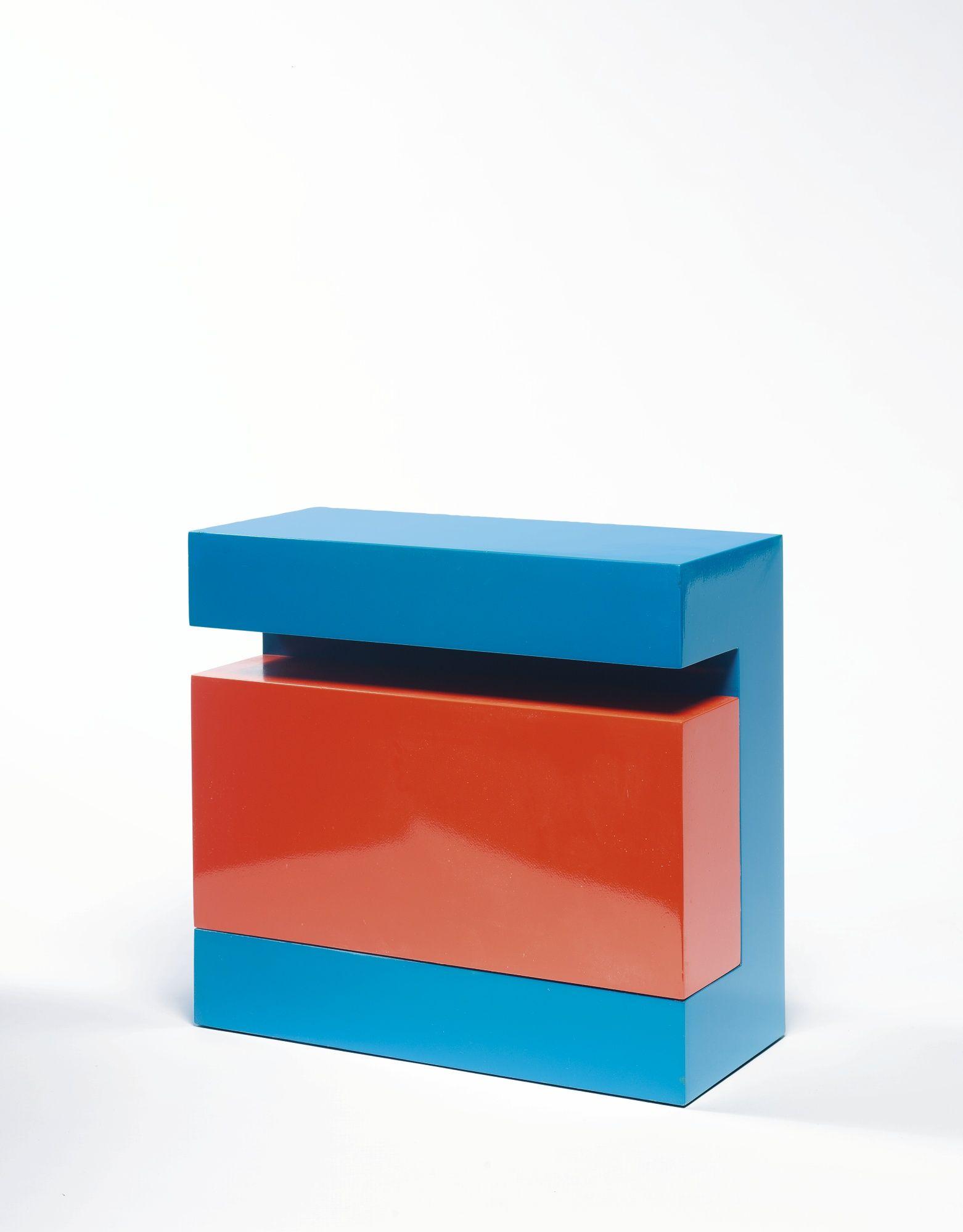 John McCracken, IOS (1965): Sotheby's May'15