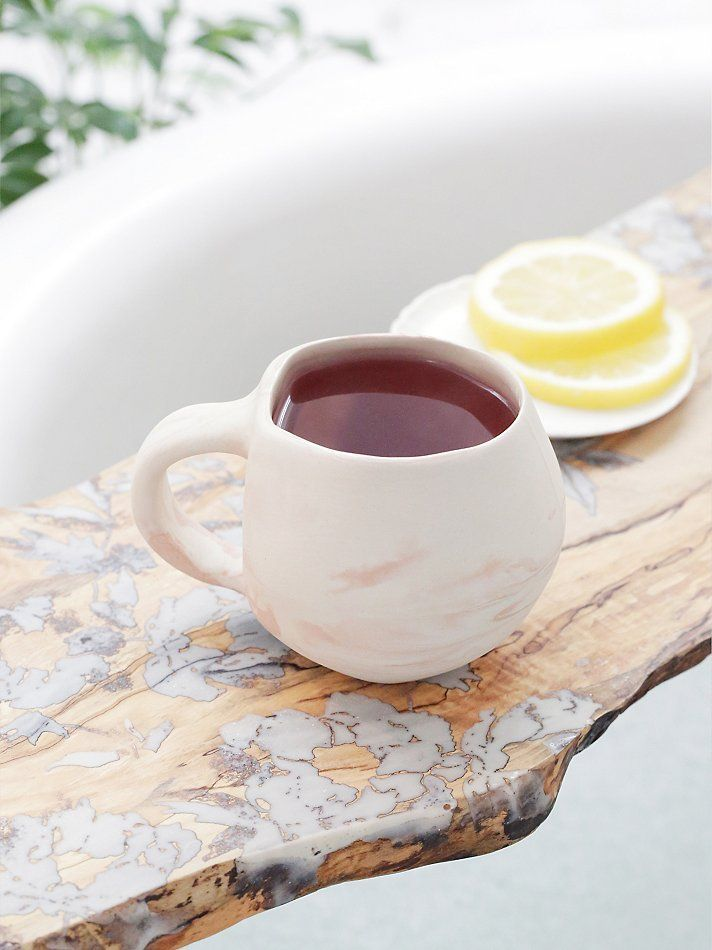 Marble Tea Mug #teamugs