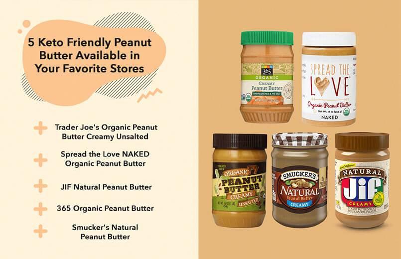 keto diet peanut butter jiff