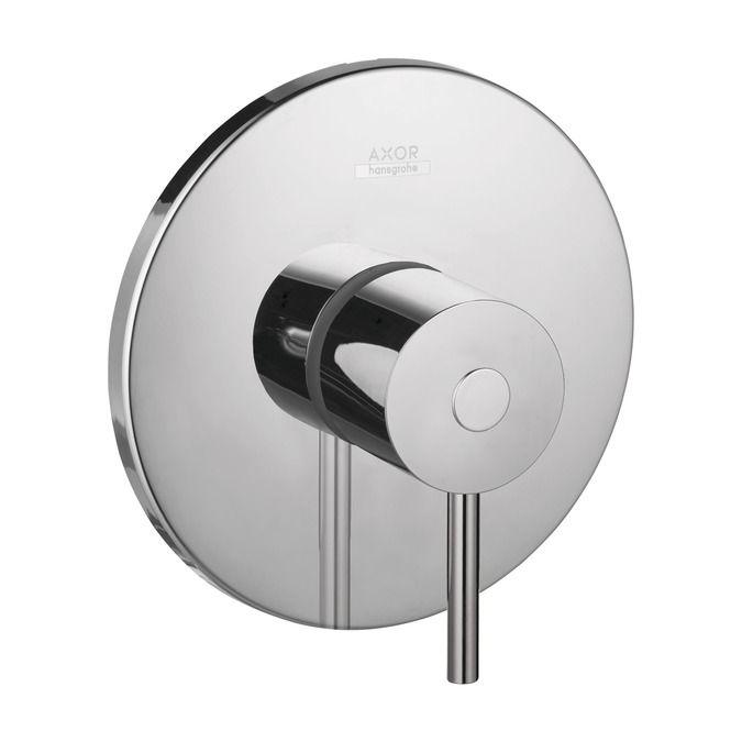 Axor Uno Pressure Balance Trim | Bath plumbing fixtures | Pinterest ...