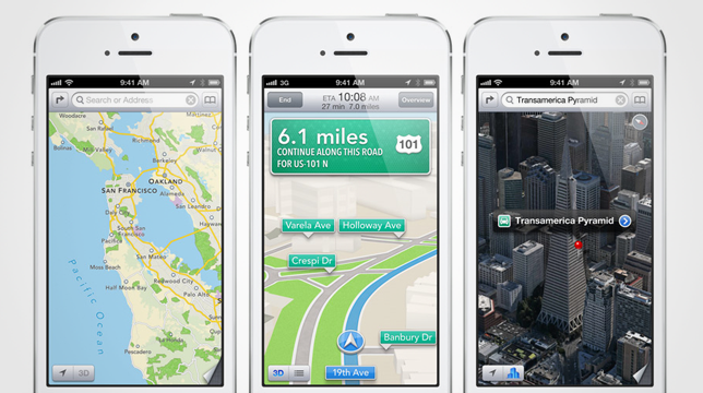 Apple CEO Tim Cook's Letter To iOS 6 Users: Sorry For Maps App, Recommends Other Alternatives Like Bing and Google