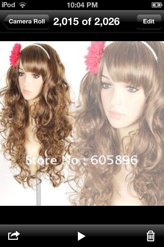 Mermaids curls