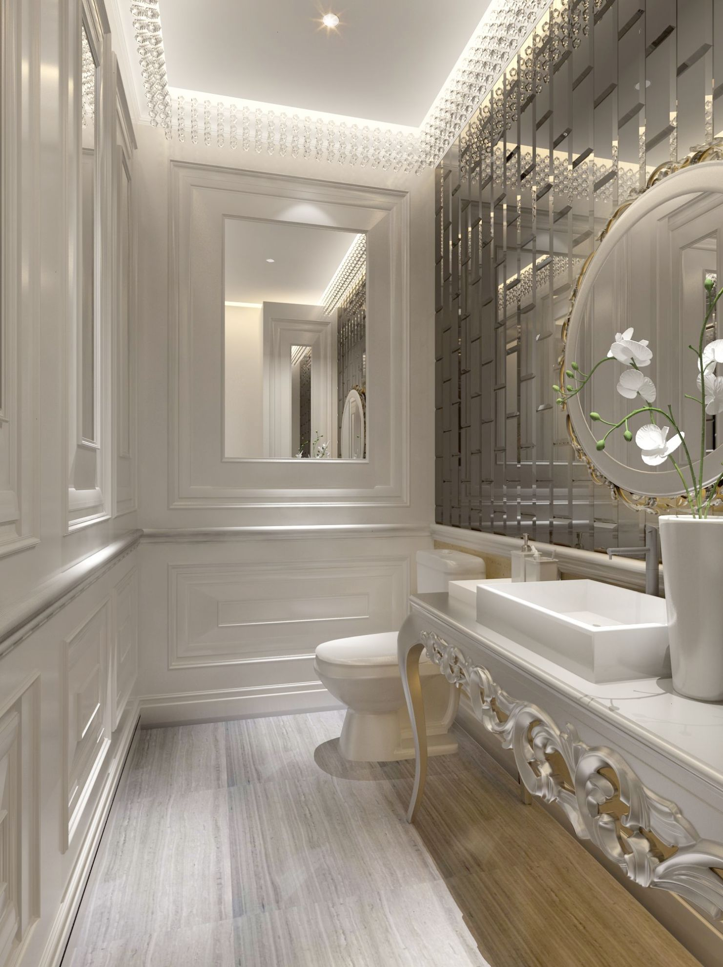 Neat Elegant Bathrooms Glasgow D Small Luxury Bathrooms