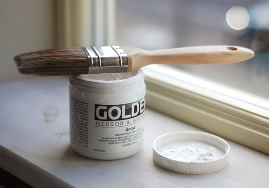 What the Heck Is Gesso?
