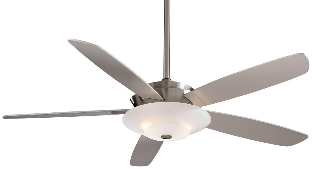 Airus 45yn annapolis lighting · brushed nickel ceiling fanmodern