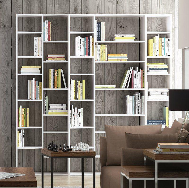 TemaHome VALSA 5 bibliothèque étagère design | Etagere design ...